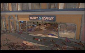 Planet Todder DR4