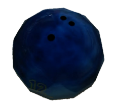 Dead rising Bowling Ball