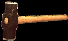 Dead rising Sledge Hammer