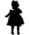 Grace silhouette.png