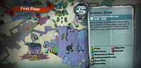 Dead rising From Fortune with Love map