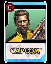 Chuck Greene - Carta de Ultimate Marvel vs Capcom 3