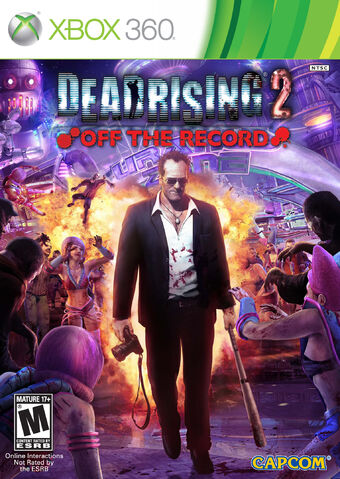 Dead Rising 2 Off The Record Dead Rising Wiki Fandom
