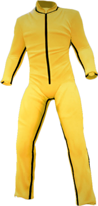 Dead rising Yellow Track Suit