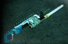Dead rising lightning gun