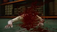 Dead rising queen infected zombie (2)
