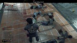 Metro Station Tragic Ending