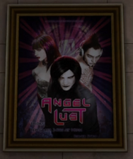 Angel Lust Poster