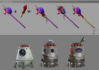 Dead rising 2 Off the Record concept art from main menu art page PEGUS AND GARBAGE