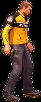 Dead rising flash grenade holding