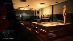 Albert's apparel's main room (Dead Rising 3)