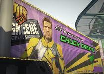 Chuck Greene - Off the Record truck 01