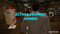 Alyssa Joins