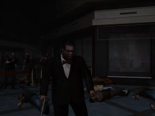Dead rising kindell johnson in north plaza (8)