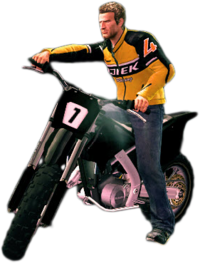Dead rising mercenary bike main