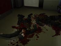Dead Escort Soldiers