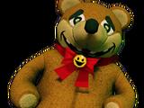 Robot Bear (Dead Rising 3)