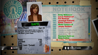 Dead rising erica notebook