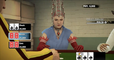 Dead rising texas hold em flop
