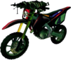Dead rising Machine Gun Bike
