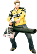 Dead rising leaf blower main