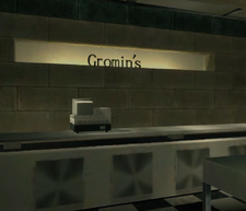 Gromin's Counter