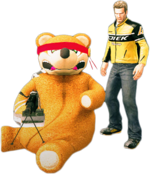 Dead rising freedom bear main