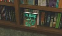 Dead rising horror evil killers on shelf 2