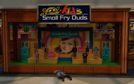 Kids Small Fry Duds