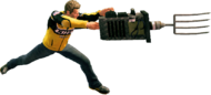 Dead rising auger alternate