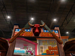 Dead rising pp food court bull sign