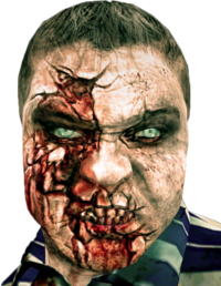 Dead rising zombie james