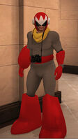 Dead island protoman armor