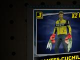 Guantes-Cuchilla