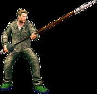 Dead rising lance holding