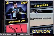Dead rising 2 combo card Lightning Gun