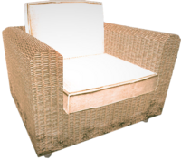 Dead rising Basketwork Couch