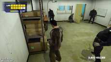 Dead rising infinity mode other security room zombies (6)