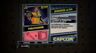 Combo DR2 - Pirateador