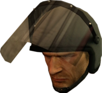 Dead rising Security Helmet