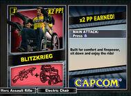 Dead rising 2 combo card Blitzkrieg
