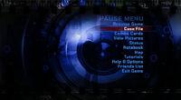 Dead rising 2 off the record concept art from main menu art page menu pause menu 2