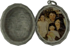 Dead rising Carlito's Locket
