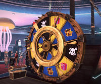 Dead rising Wheel of Destiny