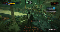 Dead rising remote mine in fortune park