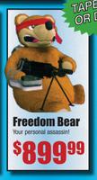 Freedom-Bear