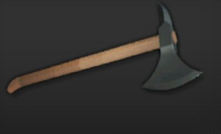 Pirate Axe DR4