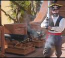Captain Black Fridaybeard