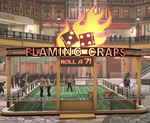 Dead rising Flaming Craps