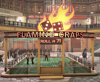Dead rising Flaming Craps